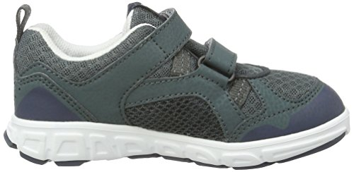 Viking Unisex-Kinder Hobbit Low-Top Blau (Bluegrey/Dark Brown 4776)