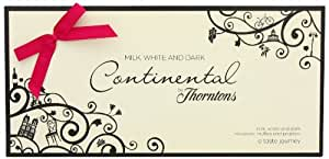 Thorntons Continental Milk, White and Dark Collection 685 g