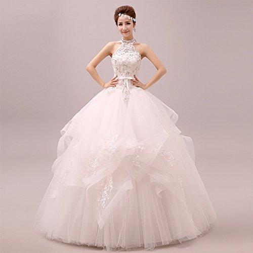 QP Moderne Brautkleid Braut Brautkleid Brautkleid Qi Stil Brautkleid METRO UN