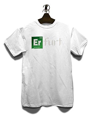 Erfurt T-Shirt Weiß