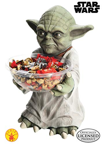 Rubie\'s 368371 - Yoda Candy Bowl Holder