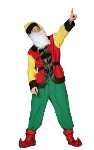 Kostüm Goblin - Wilbers Federbein Blumenkasten Goblin Kostüm