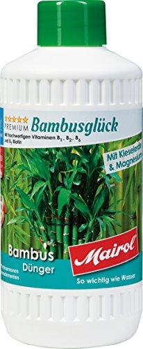 Mairol Bambus-Dünger Bambusglück Liquid 500 ml