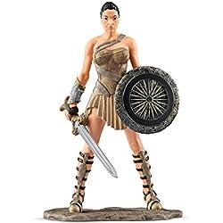 Schleich DC Comics - Figura Superheroína Wonder Woman, 18,5 cm