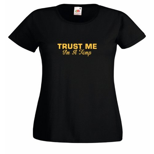 trust-me-im-a-temp-ladies-black-t-shirt-with-yellow-print
