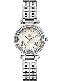 805dcfc208b2 Reloj Guess Collection Y47002L1MF de Acero Inoxidable y Esfera de nácar