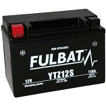 NX - Batteria moto YTZ12S 12V 11Ah