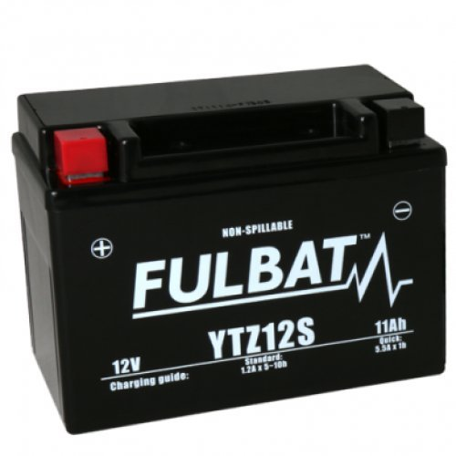 NX - Batteria moto NTZ12S / YTZ12S 12V 11Ah