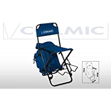 Silla Colmic con mochila y apoya bastones–Silla–Taburete