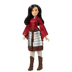 Disney Princess Muñeca Mulan (Hasbro E86335L0)
