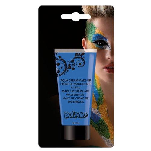 Aqua-Schminke aus der Tube 38 ml blau