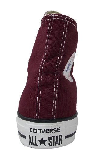 Converse Ctas Core Hi, Baskets mode mixte adulte Rouge (Burgundy)