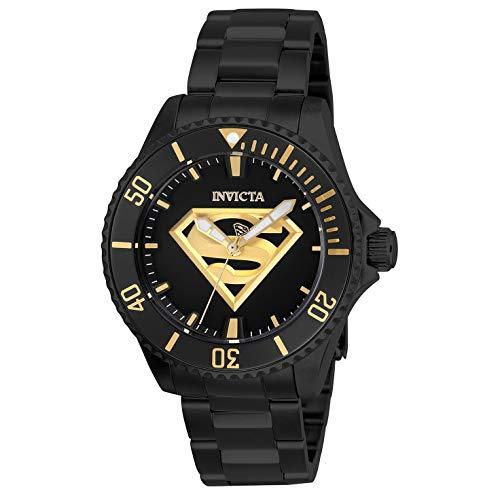 Invicta DC Comics Reloj de Mujer automático Correa y Caja de Acero 26899