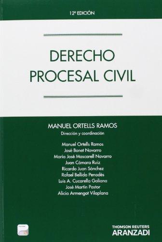 Derecho Procesal Civil (Papel + e-book) (Manuales)