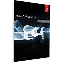Adobe ColdFusion 10 Standard - Editores HTML (512 MB, Intel Pentium 4 / AMD Athlon / POWER3 / SPARC, 500 MB, Full, 1 usuario(s), ENG)