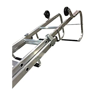 6.15m 2 Section/Double Extending Trade Roof Ladder (Closed Length 3.74m)