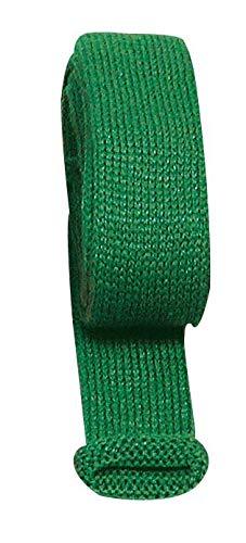 Manchon tricot, uni Vert