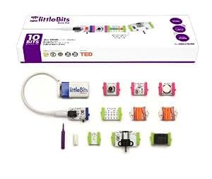 LittleBits, Componenti elettronici di base