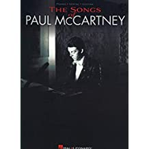The Songs of Paul Mccartney: Piano/ Vocal/ Guitar