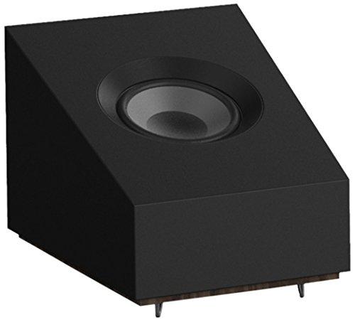 Jamo S 8 ATM 100W Noir Haut-Parleur - Hauts-parleurs (avec Fil, 100 W, 8 Ohm, Noir)