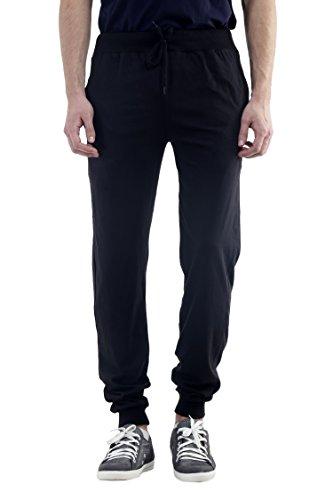GAG Wears Men's Black Track Pants