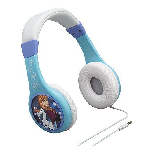 Auriculares Disney Frozen Para Niños Con Función De Limitación De Volumen Incorporada Para Niños Que Escuchan Con Seguridad