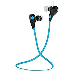 ESTAR Wireless Sports Headphones with Mic || Noise Cancellation || Sweatproof Earbuds, Best for Running,Gym || Stereo Sound Quality COMPATIBLE with Coolpad 8705