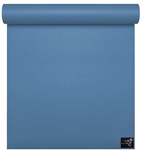 Yogistar Yogamatte sun - 6mm - extrem rutschfest - 4 Farben -