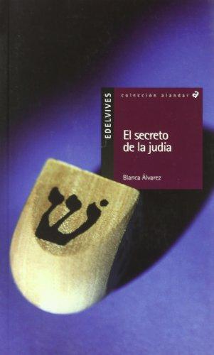El secreto de la judía par BLANCA ALVAREZ GONZALEZ