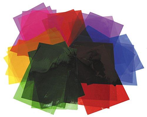 CI IC Wrap Fogli, Cotone, Trasparente, A4, 30x 22x 0.1cm, Confezione da 48
