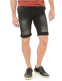 Redskins - Bermuda jeans Redskins Denzel Shester ref_trk40685-heavy black