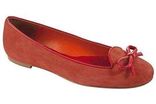 Singh s. Madan  Ballerina, Ballerines pour femme Orange  - Orange