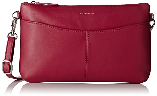 Le Tanneur - Valentine TTV3A00 - Pochette - Femme - Rose (Fuchsia) - Taille Uniqu