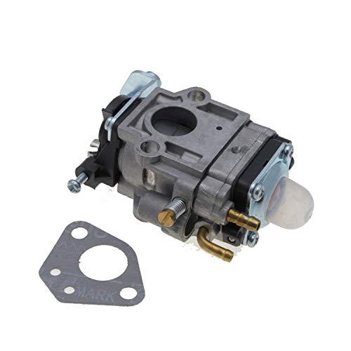 Jardiaffaires Carburatore Adattabile per Motori Cinesi, Echo, Redmax, Mitsubishi, Kawasaki