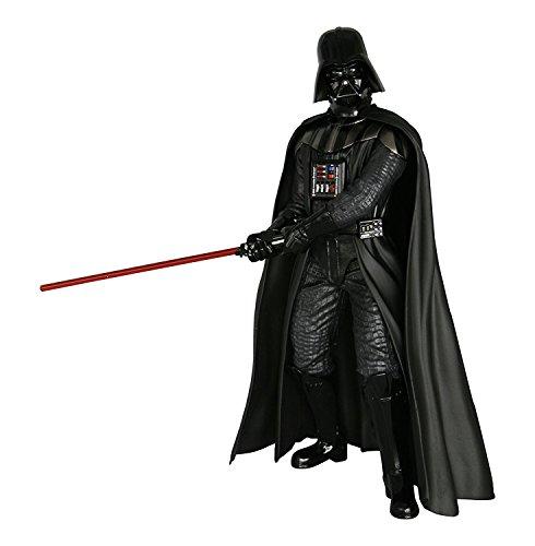 Star Wars SW133 - Figura decorativa de oscuro, diseño de escudo de Darth Vader