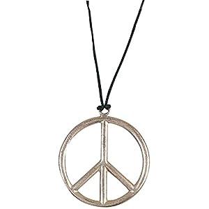 WIDMANN Hippy necklace (accesorio de disfraz)