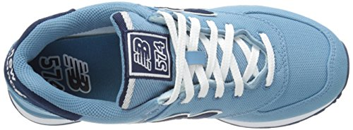 NEW BALANCE donna Classics Traditionnels in tessuto, Blue