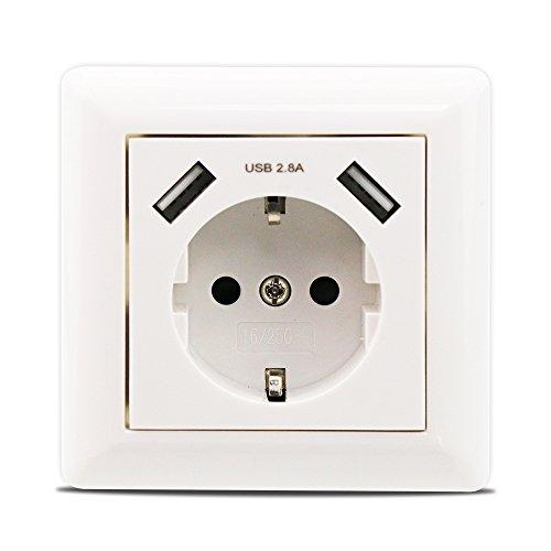 USB-Steckdosen-28A-no-Bracket-N