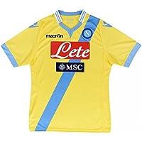 SSC Napoli maglia replica third 2013/14 Macron (size L)