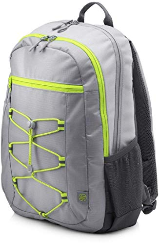 HP Active 15.6 inch Laptop Backpack  Grey