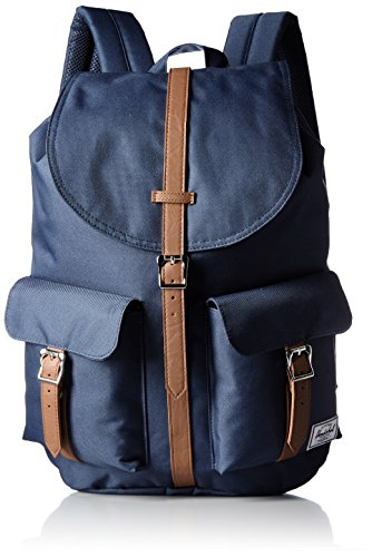 Herschel Supply Company SS16 Casual Daypack, 23.5 Liters, Navy/ Tan