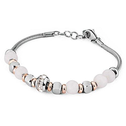 miglior sito web 60ae0 81408 bracciale donna gioielli Brosway Tres Jolie Mini casual cod. BTJMS616 -  Trova bracciale