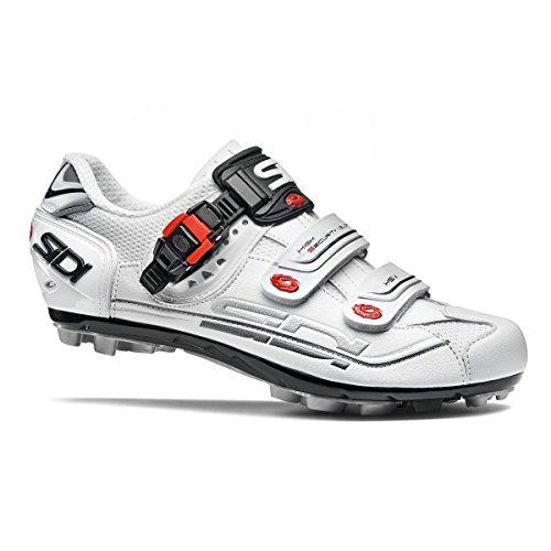 Chaussures VTT EAGLE 7 Running Trail Sidi blanc