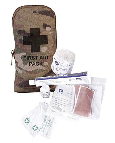 British Army Military Medic Erste-Hilfe-Tasche, UTP Multicam-Muster
