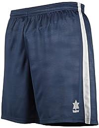 Luanvi Camu Pantalones Cortos, Hombre, Azul Marino, 3XS