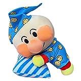 hhjxptst Plüsch Spielzeug, Brot Superman Pyjamas Anpanman Bakterien Junge Plüsch Puppe, 20cm-29cm Bread Superman