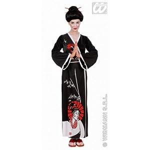 Desconocido Disfraz de Geisha Kimono Mujer