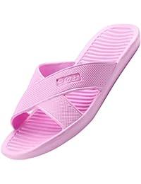 Milong MTMLUK00219 - Zapatillas de Estar por casa de Goma eva para Hombre