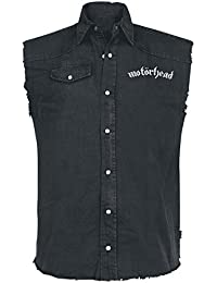 Motörhead England Sleeveless Workershirt Black M