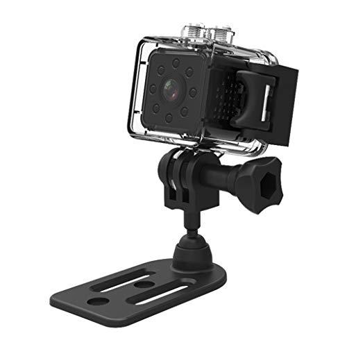 H HILABEE Infrarot-Auto-DVR-Kamera Dashcam DVR Recorder Videokamera mit 155° Ultra-Weitwinkelobjektiv - Schwarz